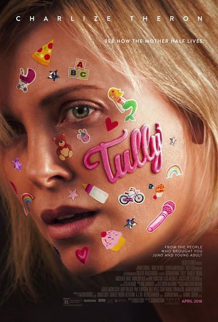 Premier trailer pour la comédie Tully de Jason Reitman