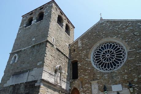 trieste cathédrale san giusto