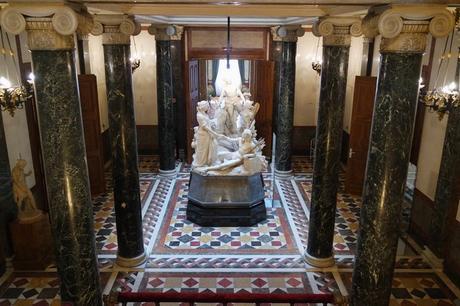 trieste musée revoltella intérieur appartements