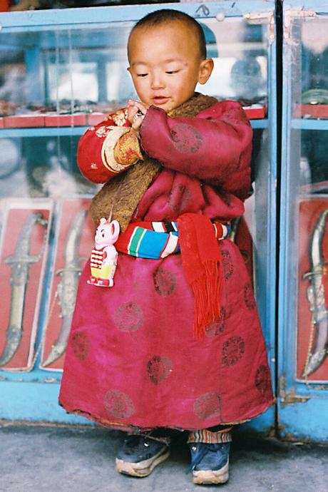 Enfant Tibet bracelet