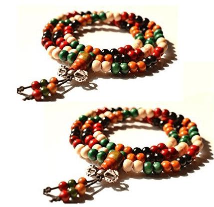 Bracelet bois de sentale Tibet