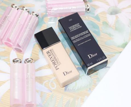Le fond de teint «Diorskin Forever Undercover» de Dior !