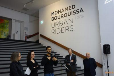 Mohamed Bourouissa  Urban Riders