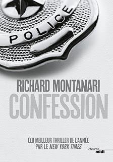 [Chronique] Confession - Richard Montanari