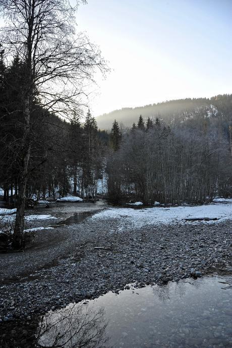 Les Alpes du Léman, l'hiver autrement