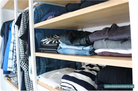 Alerte dressing qui déborde : comment bien trier ses vêtements