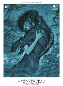 La Forme de l'Eau – the Shape of Water, critique