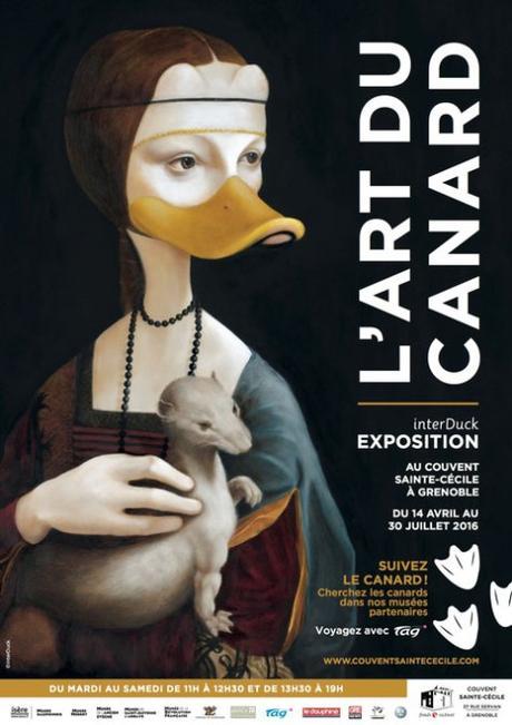 Duckomenta: Donald Duck refait l'histoire de l'art