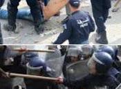 L'Algérie, violence pour