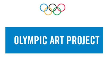 L'art visuel aux jeux olympiques d'hiver 2018 à Pyeong Chang