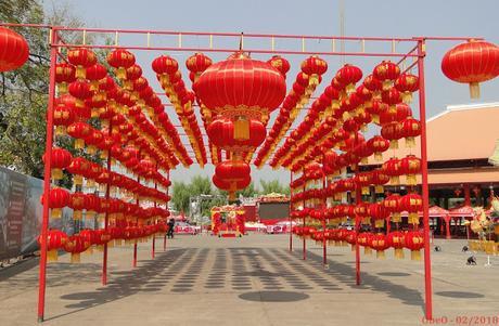 Udon-Thani, autour de l'année du chien (photos)