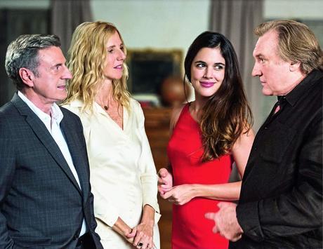 AMOUREUX DE MA FEMME Réalisé par Daniel Auteuil Avec Gérard Depardieu, Sandrine Kiberlain, Adriana Ugarte au Cinéma le 25 Avril
