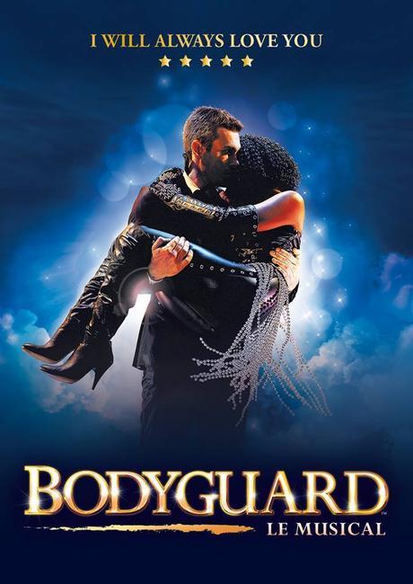 BODYGUARD Le Musical adaptée du film culte au Palais des Sports de Paris, et en tournée dans toutes la France
