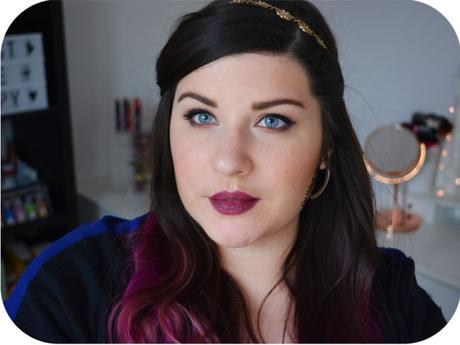 Peachy Makeup : un makeup pour tous les jours avec la SAINT + SINNER de KAT VON D ?!