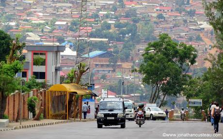 Mon itinéraire en Ouganda et au Rwanda