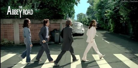 Abbey Road, de Londres a Bangkok