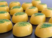 Petits citrons chocolat
