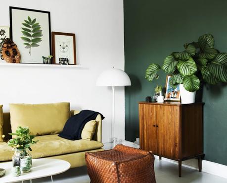 4 façons d'adopter le vert dans sa déco