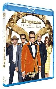 KINGSMAN : LE CERCLE D'OR (Critique Blu-Ray)