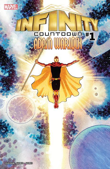 Infinity Countdown: Adam Warlock #1