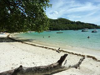Mahé : les plages de la côte sud