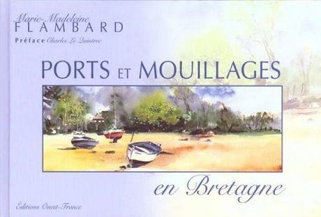 Marie-Madeleine Flambard, géographe et aquarelliste des paysages de Bretagne et d'ailleurs