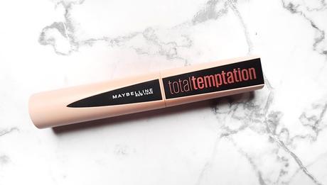 Mascara Total Temptation  Que vaut le nouveau mascara de Maybelline  ?