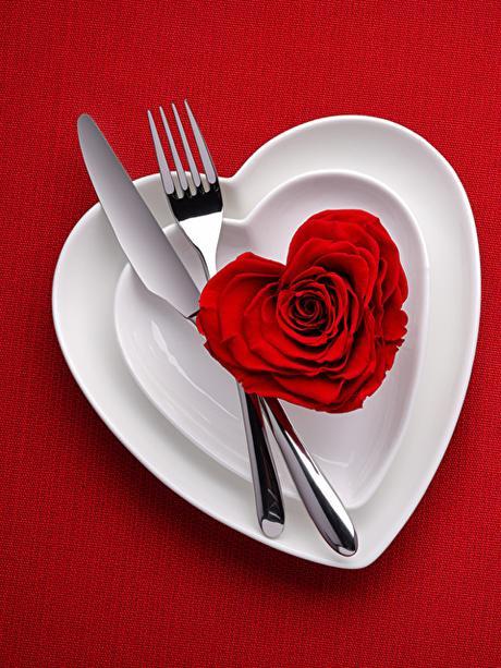 Menu Saint Valentin au Restaurant « Jean-François Bérard* »