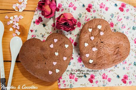 Cake chocolat et fève tonka