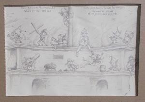 Le journal du professeur Blequin (39) Escapade à Châtelaudren (suite et pas fin)