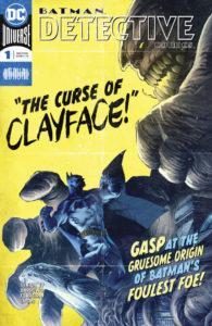 Titres DC Comics sortis le 7 février 2018