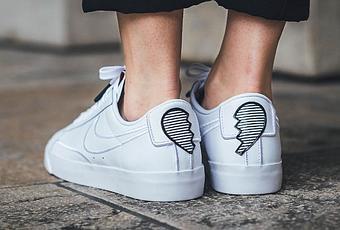 Une Nike Blazer Low LX SE pour les coeurs brisés de la Saint