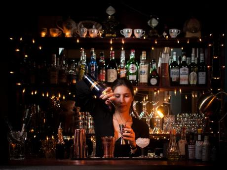 Envie d'un bon cocktail _ Rendez-vous au Shake N Smash à Paris !