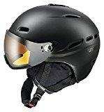 Uvex HLMT 200 Casque de ski Noir Mat Taille 55-58