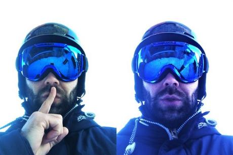 Le masque Uvex m'a accompagné pendant mon séjour au ski, testé et plus qu'approuvé !