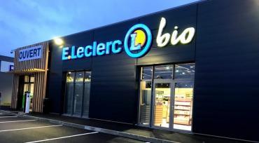 Leclerc veut ouvrir 200 magasins bio en France