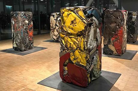 cesar,centre-pompidou,exposition,nouveaux-realistes,art-moderne,sculpture,2018