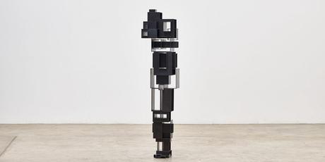 antony gormley, galerie xavier hufkens, belgique, exposition, sculpture, 2017