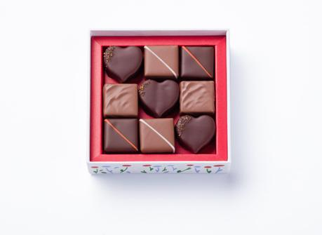La Maison du Chocolat fête la SAINT VALENTIN
