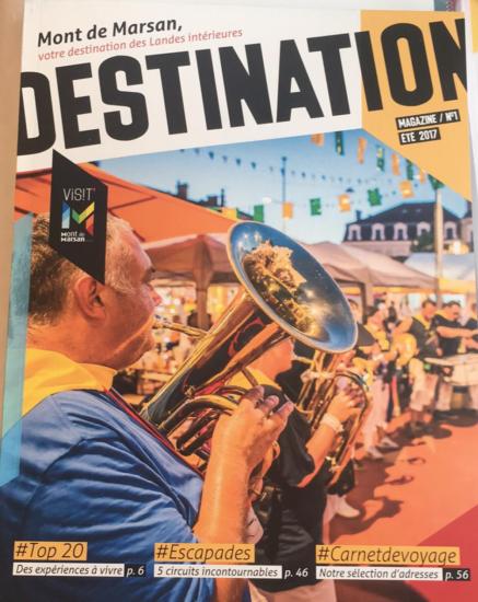 """""""50 nuances de brochures touristiques"""""""