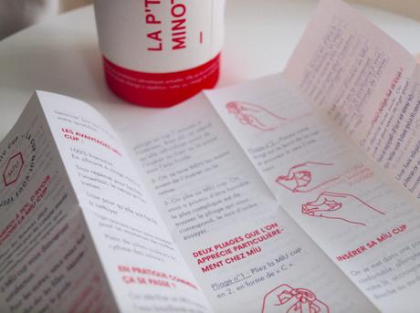 Miu Cup – La p'tite minotte – la coupe menstruelle 100% française