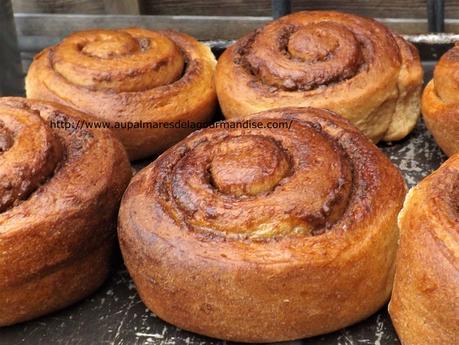 Kanelbullar,Cinnamon rolls,brioche roulée à la canelle,Vegan*IG bas* Healthy* Hygge*Comfort Food *Sans produits laitiers ni oeufs