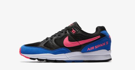 NikeAir Span II Hyper Pink