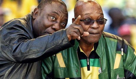 Jacob Zuma abandonne à contrecœur la présidence de l'Afrique du Sud