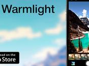 Warmlight: photos parfaites avec votre iPhone (gratuit lieu 5.49€)