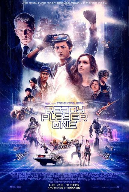 Nouveau trailer pour Ready Player One de Steven Spielberg