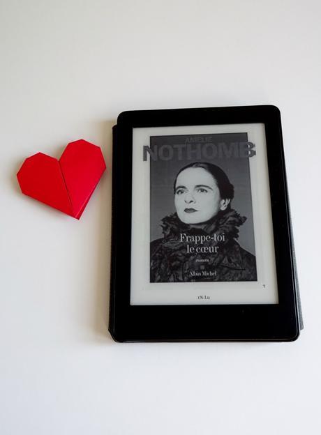 Frappe-toi le coeur de Amélie NOTHOMB