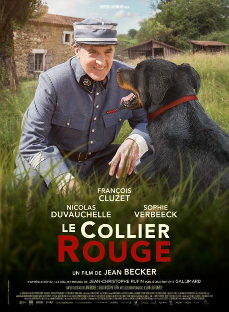 LE COLLIER ROUGE de Jean Becker avec François Cluzet, Nicolas Duvauchelle, Sophie Verbeeck au Cinéma le 21 Mars 2018