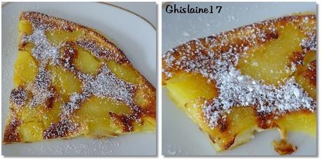 CHANCIAU 2ème (avec pomme puis avec poire)