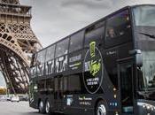 Toqué régaler admirant Paris